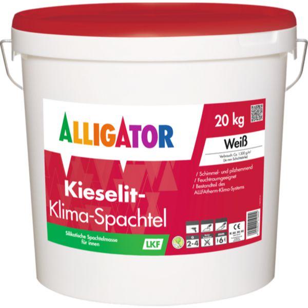 Alligator Kieselit-Klima-Spachtel LKF – 20kg