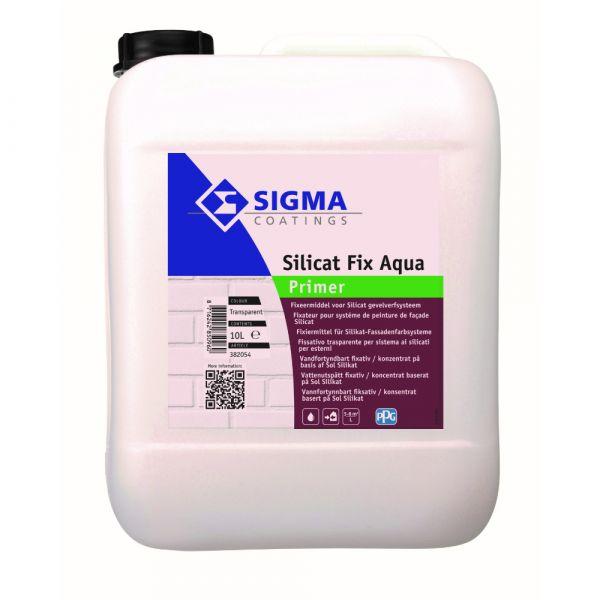 SIGMA Silicat Fix Aqua – 10 Liter
