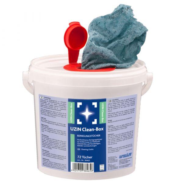 UZIN Clean-Box – 72 Tücher