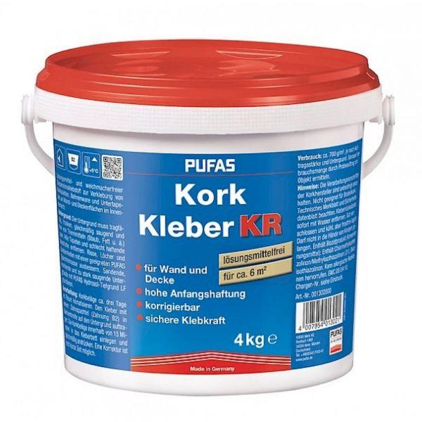Pufas Kork-Kleber KR – 4kg