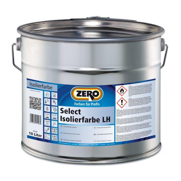 Zero Select Isolierfarbe LH – 10 Liter