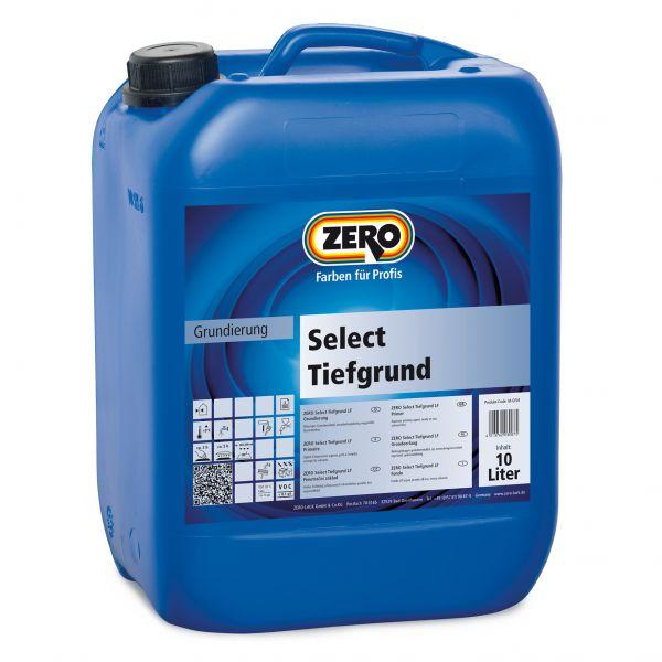 Zero Select Tiefgrund LF – 10 Liter