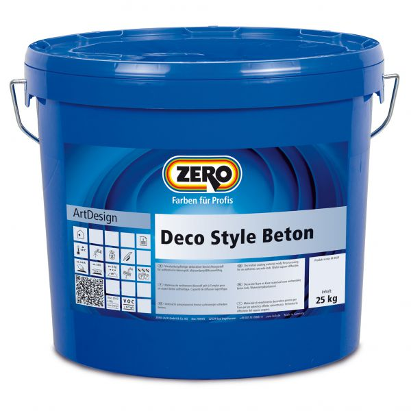 Zero Deco Style Beton