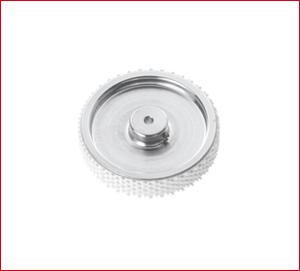 Tapofix Ersatzteil Nr. 282 – Messrad Rollfix, verschleißarmer Gummibelag