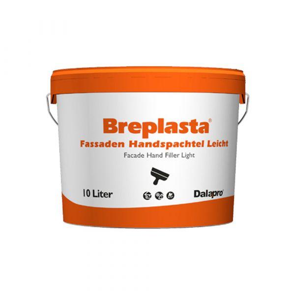 BREPLASTA Fassaden Handspachtel Leicht – 10 Liter