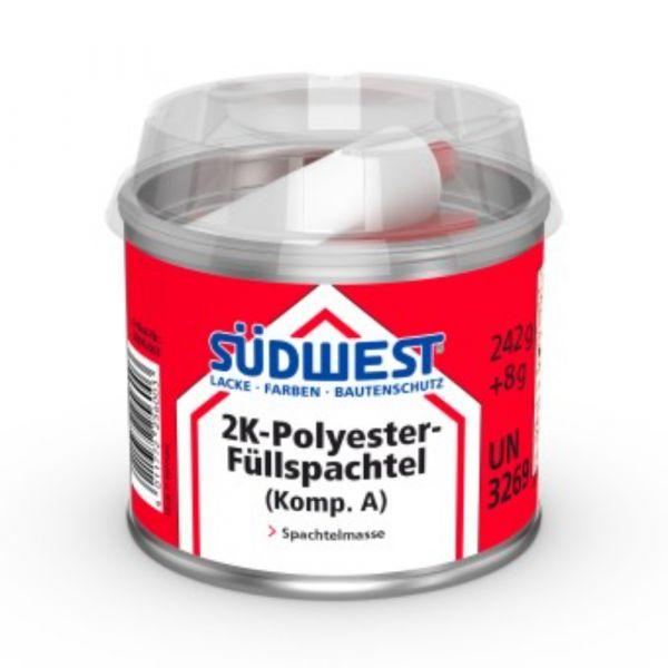 Südwest 2K-Polyester-Füllspachtel