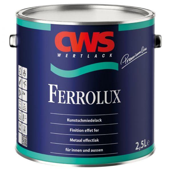CWS WERTLACK® Ferrolux Matt – Perlschwarz