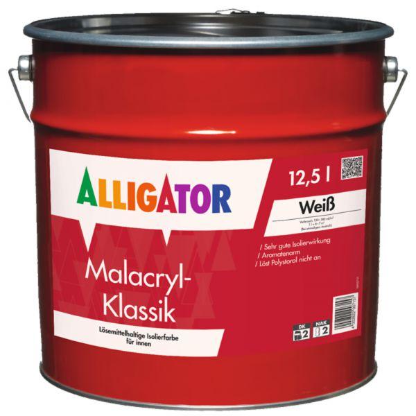 Alligator Malacryl-Klassik – 12,5 Liter
