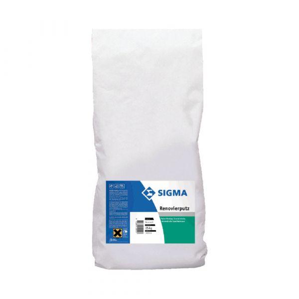 SIGMA Renovierputz – 25kg