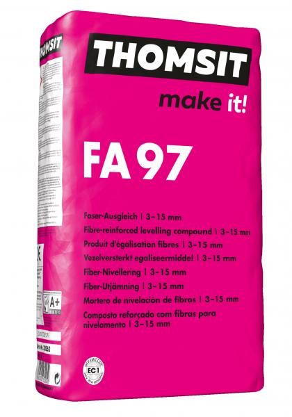 Thomsit FA 97 Faser-Ausgleich – 25kg