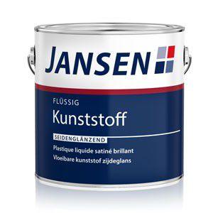 Jansen Flüssig Kunststoff