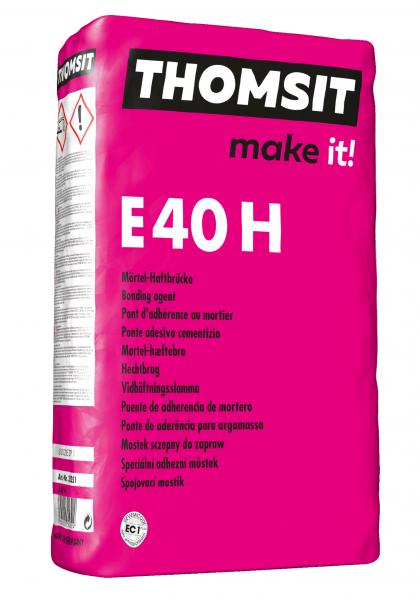 Thomsit E 40 H Mörtel-Haftbrücke – 25kg