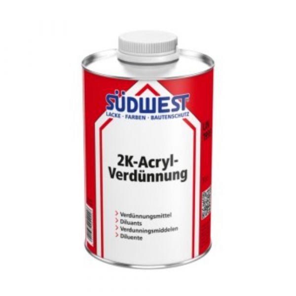 Südwest 2K-Acryl-Verdünnung – 1 Liter