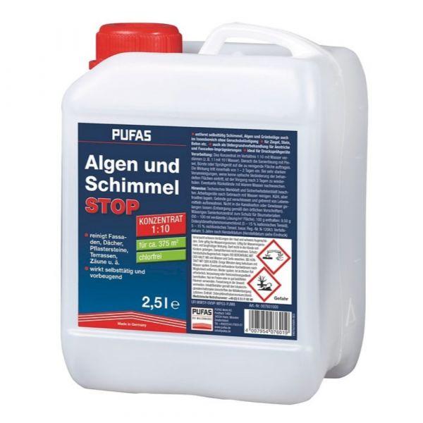 Pufas Algen- und Schimmel-STOP Konzentrat