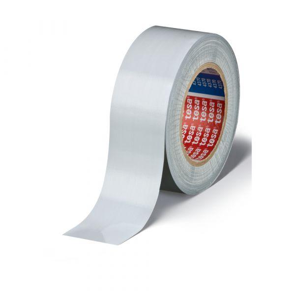 tesa® Putzband UV Extra 4370 – 25 Meter, Grau-Weiss