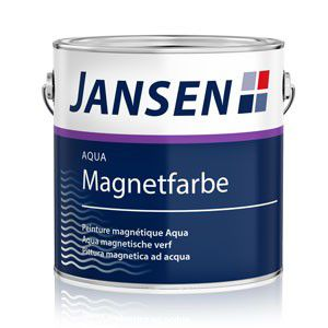 Jansen Aqua Magnetfarbe
