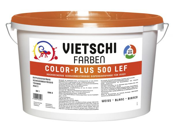 VIETSCHI Color-Plus 500 LEF - WEISS