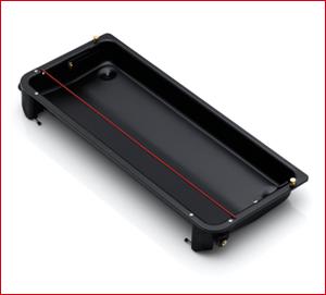 Tapofix Ersatzteil Nr. 163 – Kleisterkasten mini fix M komplett