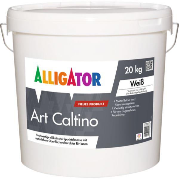 Alligator Art Caltino