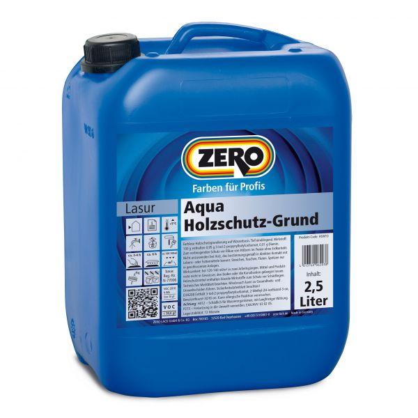Zero Aqua Holzschutz Grund
