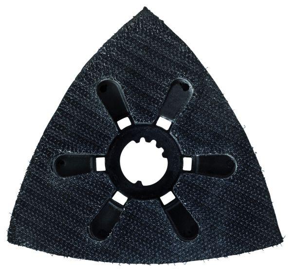 Storch Klettschleifplatte, gelocht für Akku-VarioTool – 93 x 93 x 93 mm