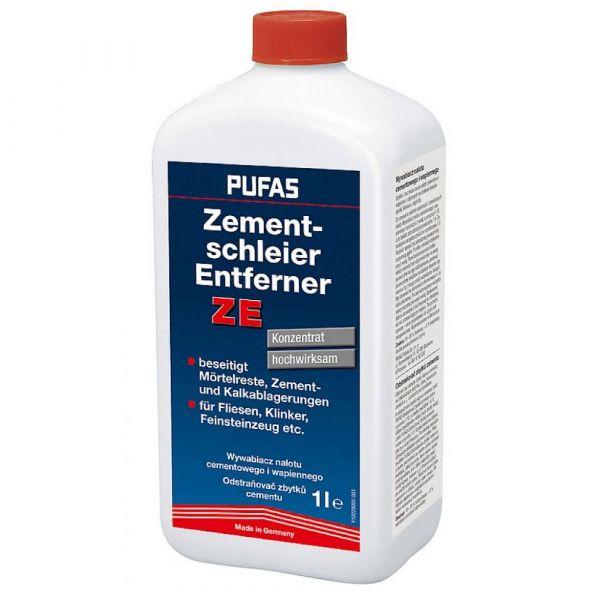 Pufas Zementschleier-Entferner ZE – 1 Liter