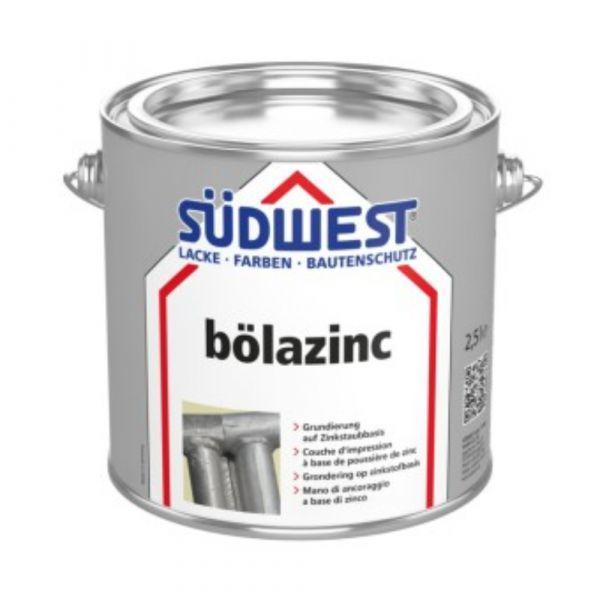 Südwest bölazinc (Zinkstaubfarbe) – Grau