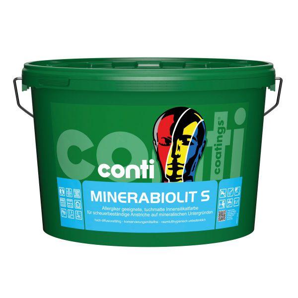 Conti® MineraBiolit - Typ S – 12,5 Liter