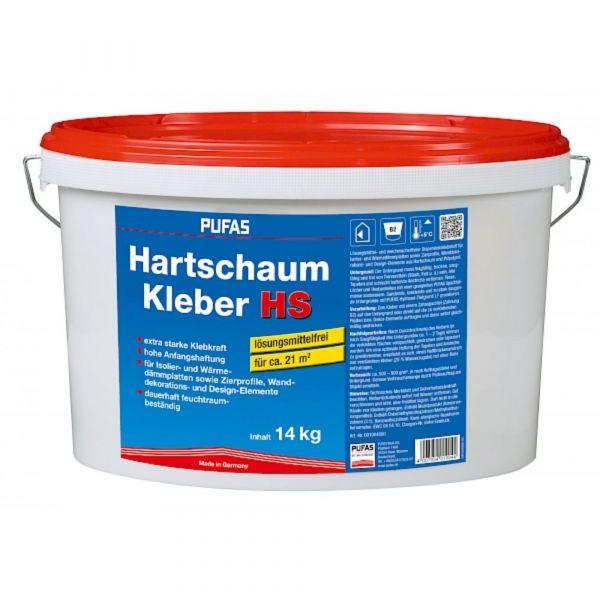 Pufas Hartschaum-Kleber HS
