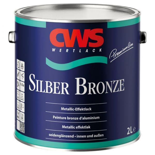 CWS WERTLACK® Silber Bronze