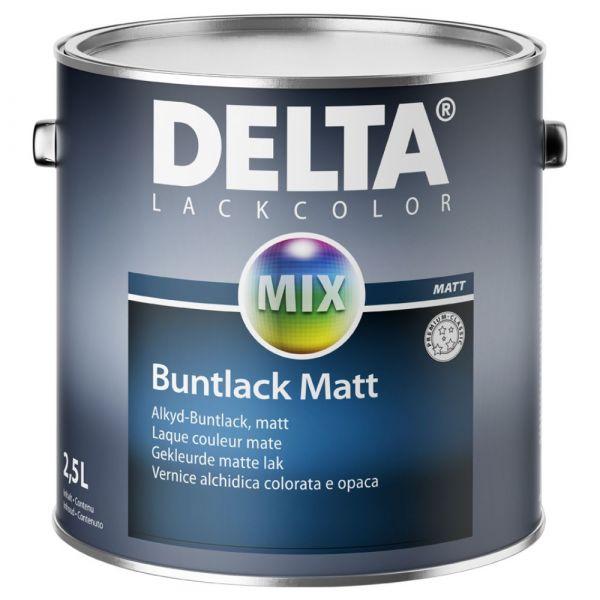 DELTA® Buntlack Matt