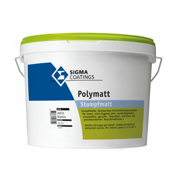 SIGMA Polymatt – 12,5 Liter