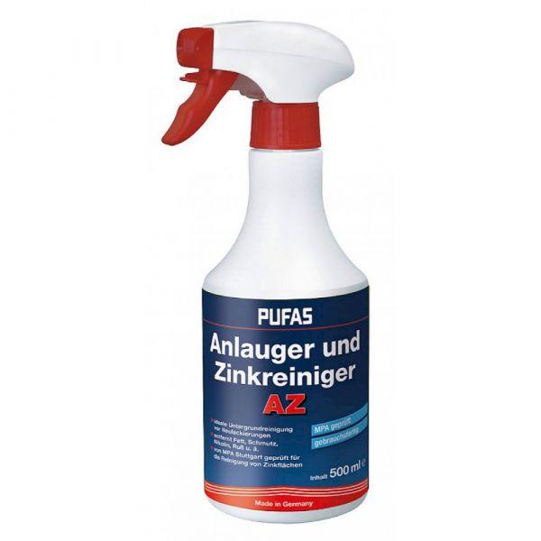 Pufas Anlauger und Zinkreiniger AZ – 0,5 Liter