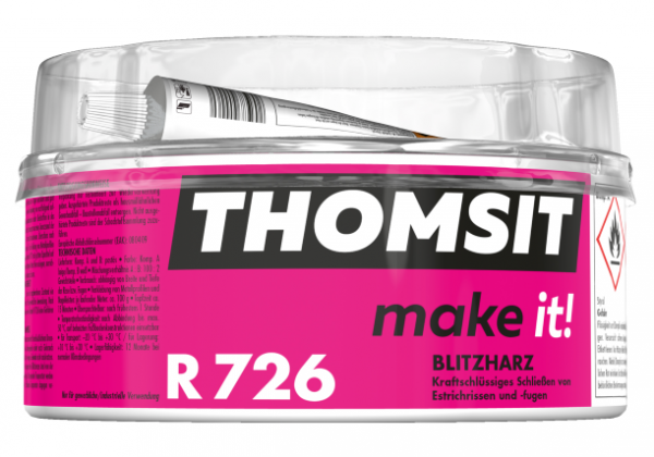 Thomsit R 726 Blitzharz – 1kg