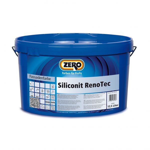 Zero Siliconit RenoTec