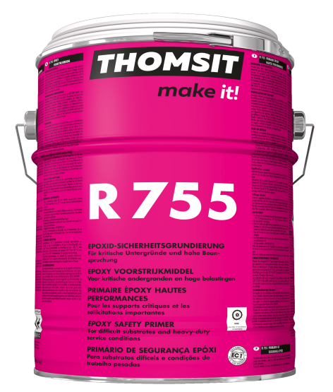 Thomsit R 755 Epoxid-Sicherheitsgrundierung