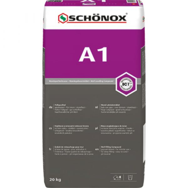 SCHÖNOX® A1 – 20kg