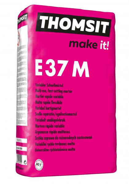 Thomsit E 37 M Variabler Schnellmörtel – 25kg