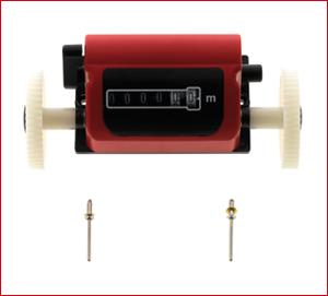 Tapofix Ersatzteil Nr. 239 – AT-Zählwerk in m/cm ab 9/09, ohne Halterung