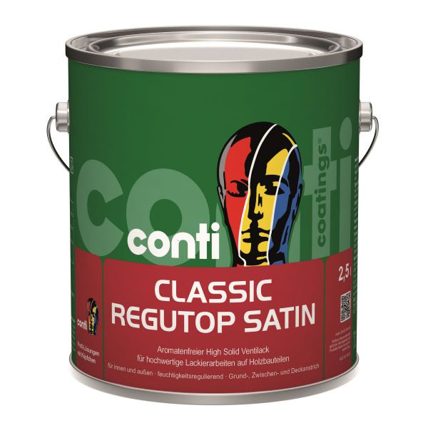 Conti® Classic Regutop Satin