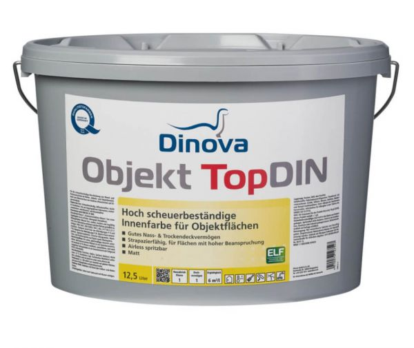 Dinova Objekt TopDIN – 12,5 Liter