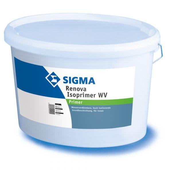 SIGMA Renova Isoprimer WV – 12,5 Liter