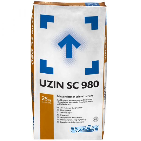 UZIN SC 980 – 25kg