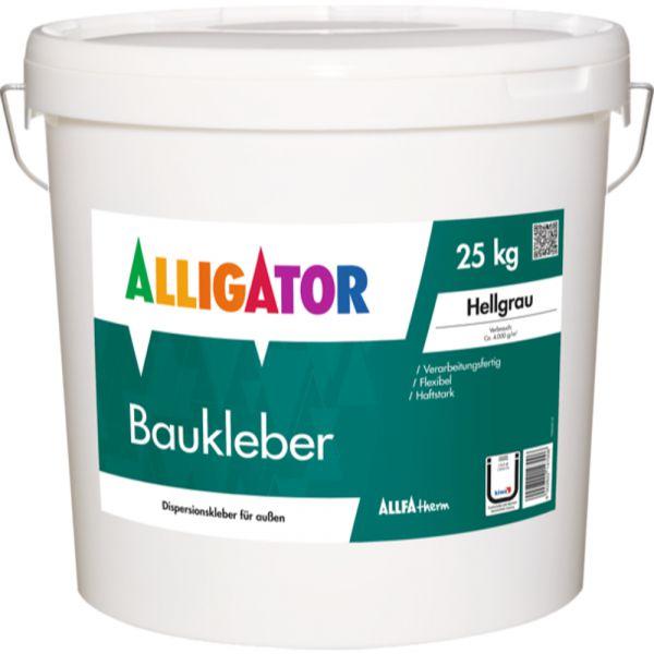 Alligator Baukleber – 25kg