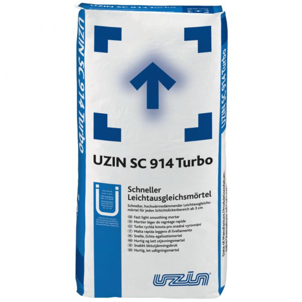 UZIN SC 914 Turbo – 21kg