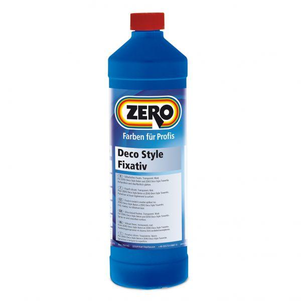 Zero Deco Style Fixativ – 1 Liter