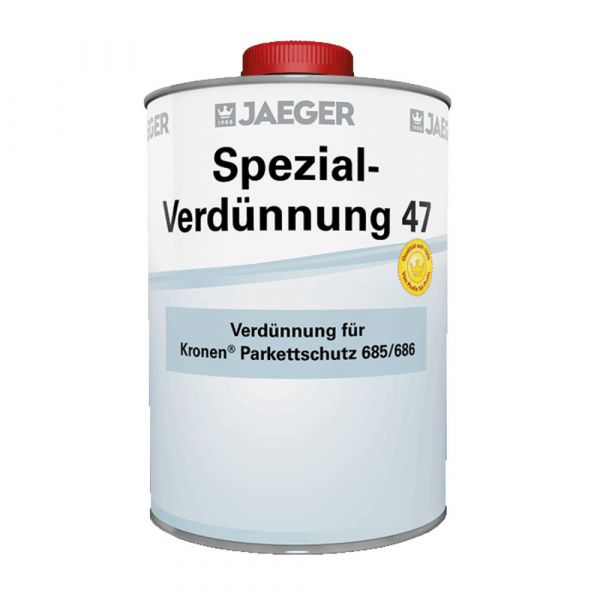 Jaeger 47 Spezial-Verdünnung – 1 Liter
