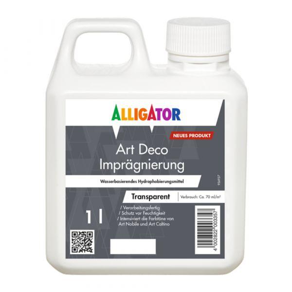 Alligator Art Deco Imprägnierung – 1 Liter