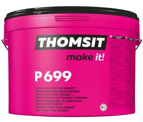 Thomsit P 699 Harter Klebstoff für Parkett – 16kg