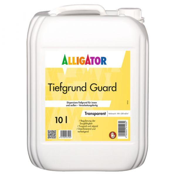 Alligator Tiefgrund Guard – 10 Liter